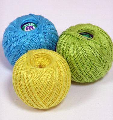 Для машинного и ручного вязания на спицах и крючком, вязания ажурных...