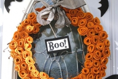 halloween-wreath-orange-felt