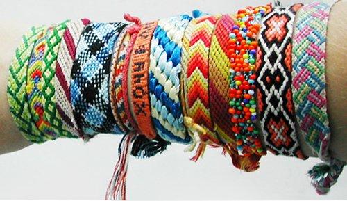 Схема плетіння фенічок